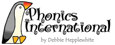 Phonics International Logo